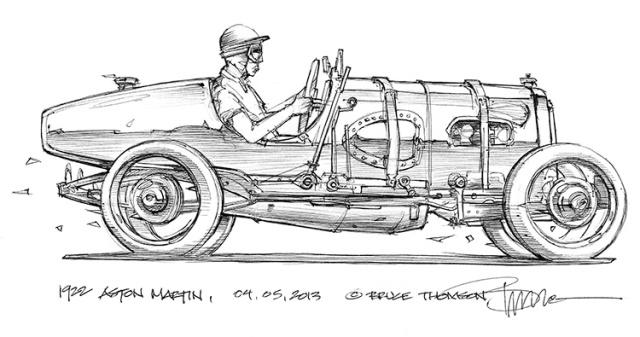 1922 Aston Martin