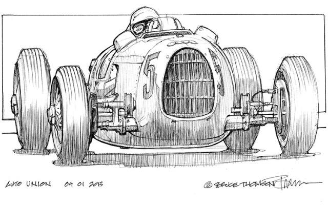 1936 Auto Union