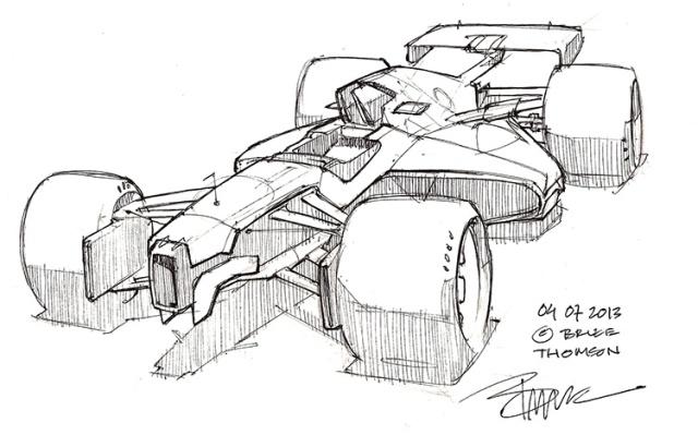 F1 Concept 4 Thomson
