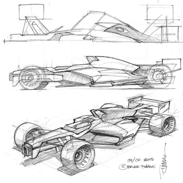 F1 Concept Development