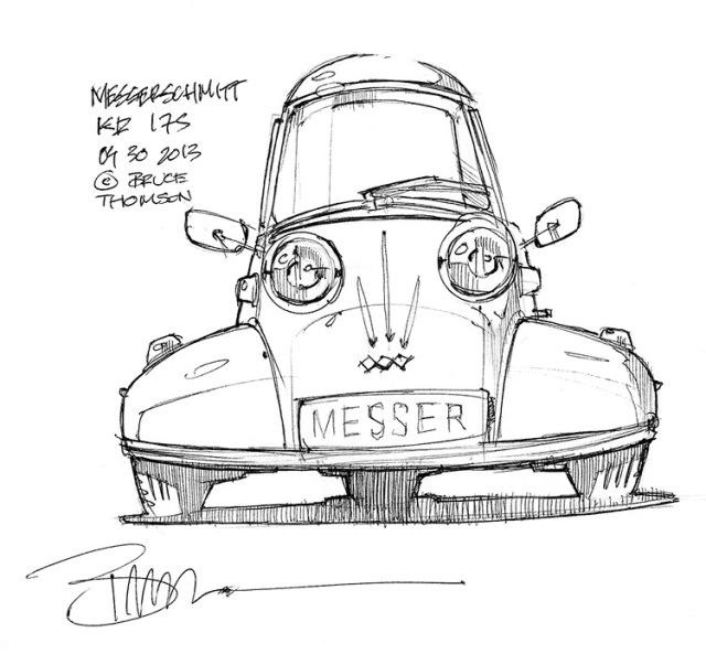 Messerschmitt K175