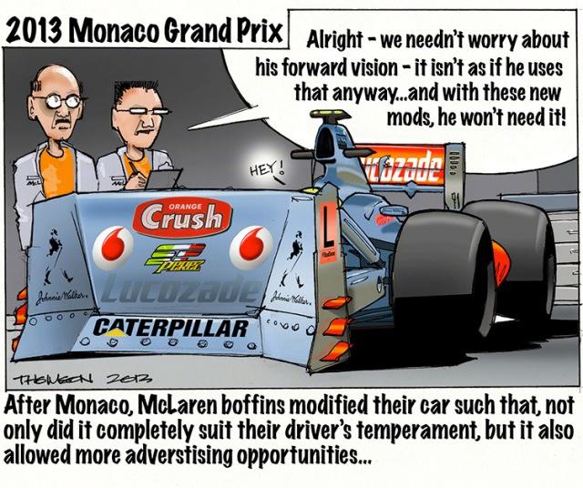 2013 Monaco GP