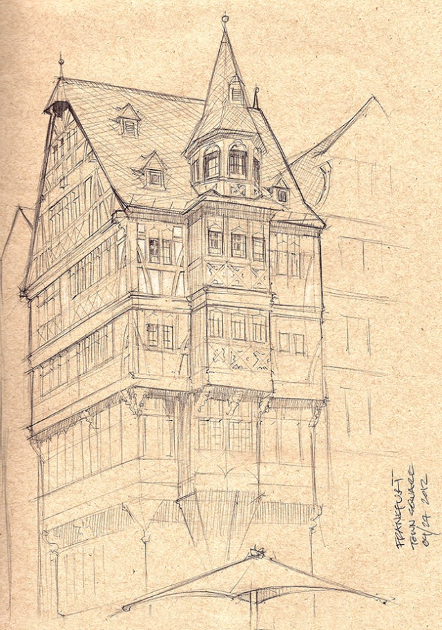 Frankfurt Sketch