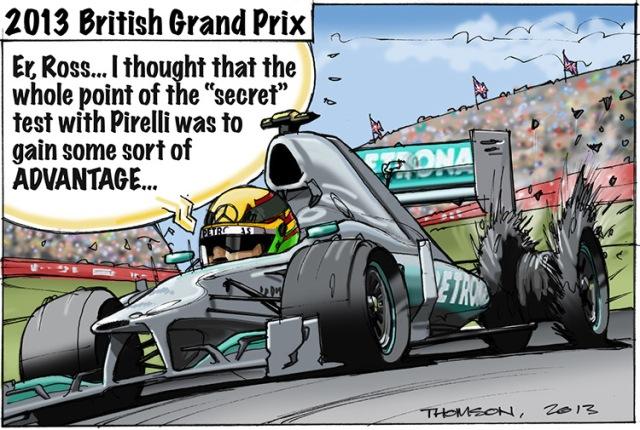 2013 British GP