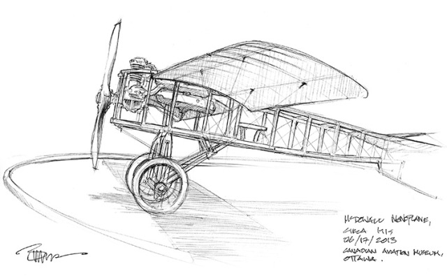 McDowall Monoplane