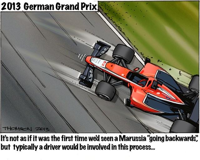 2013vGerman GP
