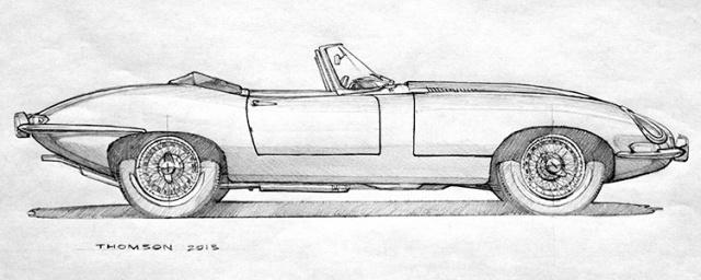 E Type Sketch