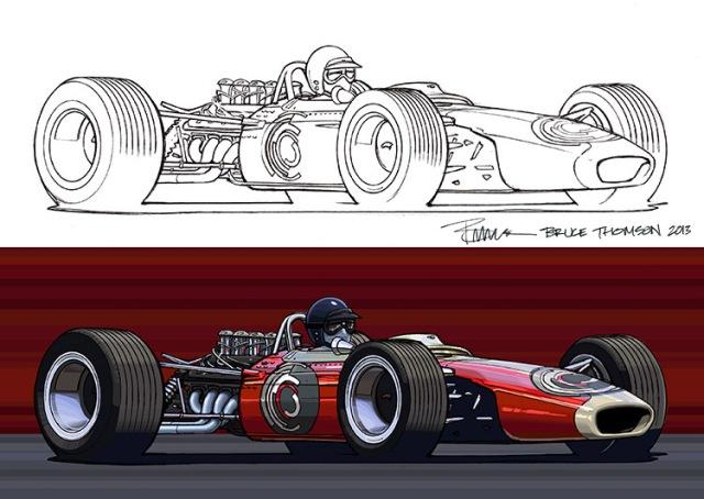 GPEv lotus sketch