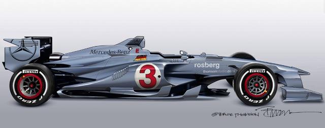 Mercedes thomson