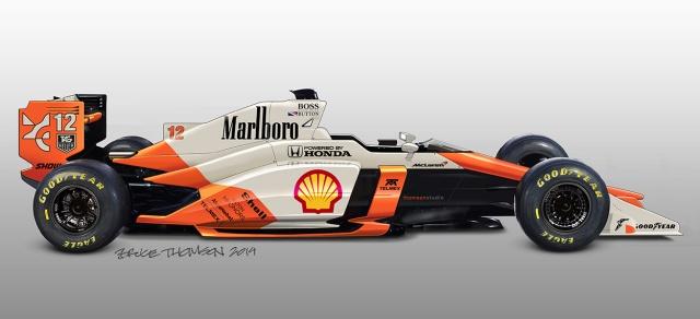 New McLaren thomson