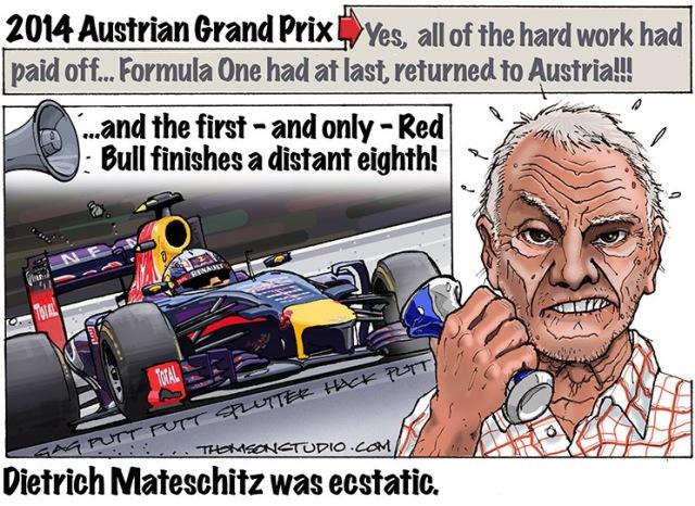 2014 Austrian GP
