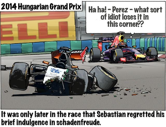 2014 Hungarian GPblog