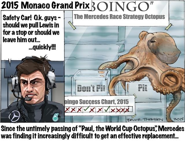 2015 Monaco