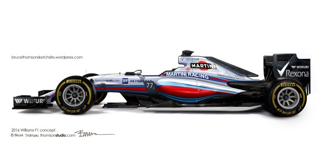 2016 Williams