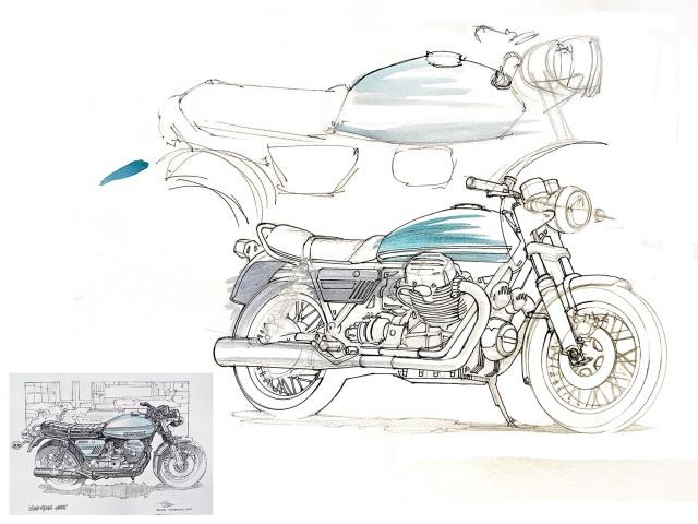 MotoGuzzi 850